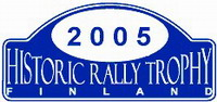 Historic Rally Trophy 2005